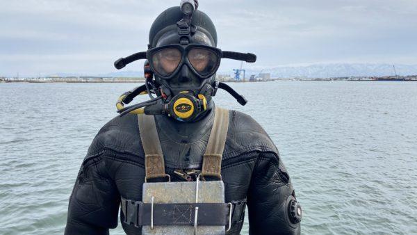 所属潜水士