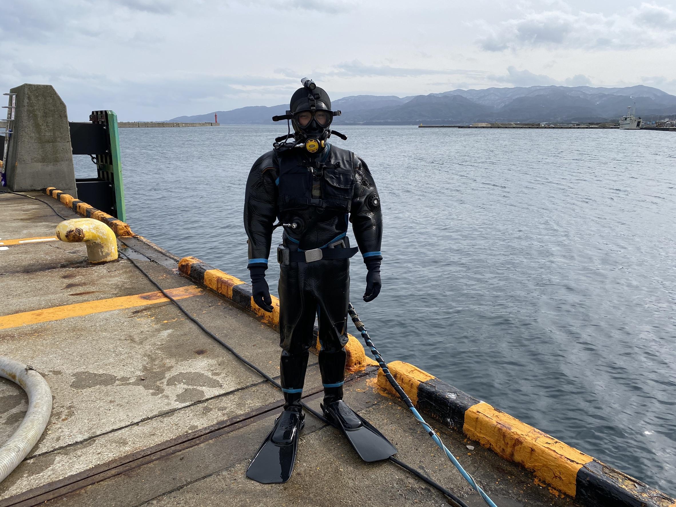 水中作業・水際作業は新潟潜水興業株式会社へ